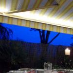 Innova Lux tenda con illuminazione a Led